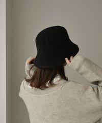cap-02037 WOOL BUCKET HAT