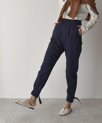 bottoms-02053 ONE TACK TAPERED ROUGH PANTS