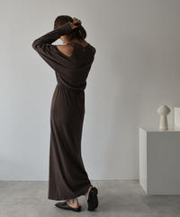 onepiece-04027 MADE IN JAPAN 4WAY LAYERED DRESS