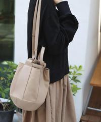 bag2-02356 BUCKET TYPE SHOULDER BAG