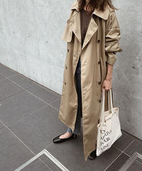 outer-04003 MADE IN JAPAN  OVER-TRENCH COAT
