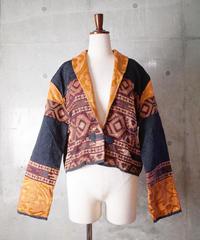 Gobelin Switch Short Length Jacket