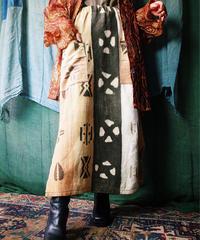 Primitive African Skirt