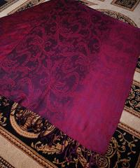 Deep Red/Purple Gradation Stole