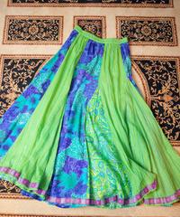 Aurora Switch India Cotton & Rayon Skirt