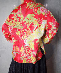 Crane Silk China Shirt