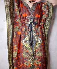 Arabesque Caftan Dress