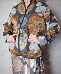 Oriental Weave Reversible Jacket