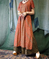 India Arabesque Dress