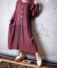 Crepe Rayon Drape Dress