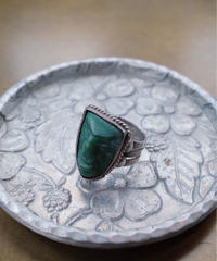 Mexico Face Silver980 Ring