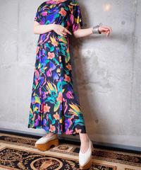 Bijou & Aurora Art Rayon Dress