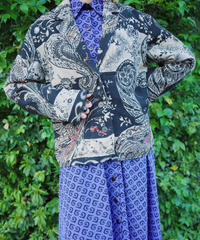 Paisley Gobelin Embroidery Jacket