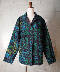 Aurora Arabesque Gobelin Jacket Reversible
