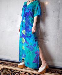 Aurora Rose Sheer Gown & Dress SET UP