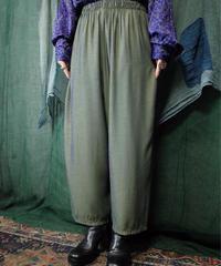 Iridescent Rayon Pants