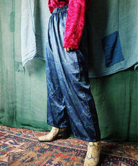 Aurora Arabesque Satin Pants