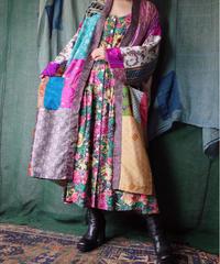 Crazy Patchwork Gown