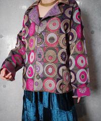 Oriental Circle Gobelin Jacket