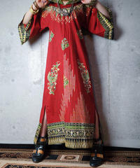 Thailand Batik Dress