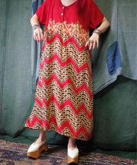 Africanism Rayon Dress