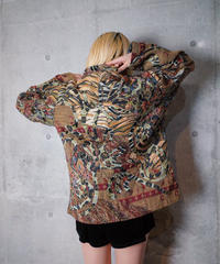 Crazy Patchwork Goblin Jacket