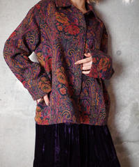 Paisley & Flower Gobelin Jacket