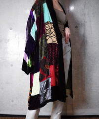 Beautiful Textile Patchwork HAORI