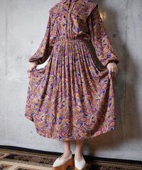Paisley Rayon Dress