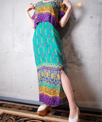 Exotic Rayon Dress