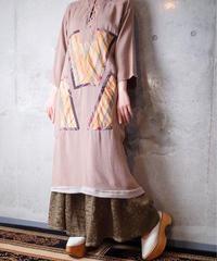 """""""KOOS VAN DEN AKKER"""" Rayon Dress from 1980s vintage"""