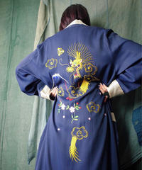 Dragon Embroidered Souvenir Gown