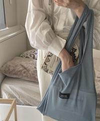 dareka original eco tote bag(Blue)