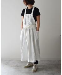 エプロンドレス Dressy for Ladeis  WHITE