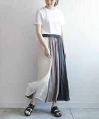 クチュールヴィンテージ3配色スカート|K25306[C+]