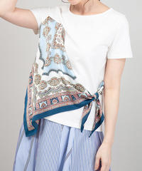 B86106|#LOOK|Cut&Sewn[BRAHMIN]