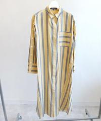 B66206-GRAY|Shirt&Dress[BRAHMIN]