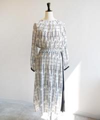 B66203|Dress[BRAHMIN]
