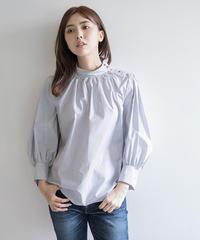 コットンデザインシャツ|B16405