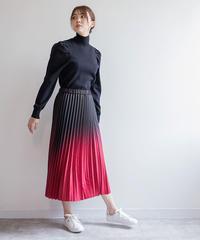 グラデーションプリーツスカート|BRAHMIN|B26406