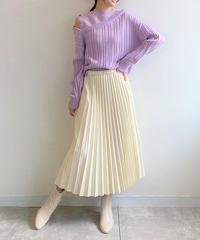 プリーツスカート|Mylanka|M25580