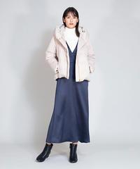【予約商品】フード付きダウンジャケット Mylanka M55601