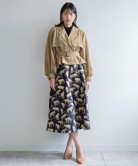 トレンチ風デザインジャケット|BEATRICE|E44404