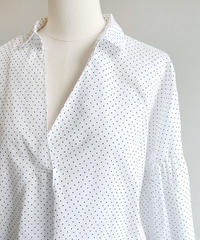 B86113-Dot|Shirt&Blouse[BRAHMIN]