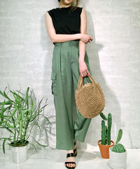 【Sサイズ入荷】M35209|#Sustainable|Pants[Mylanka]