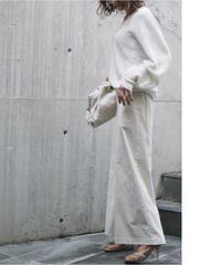 【@chikako.hongoさんご着用】M34510|#LOOK|Pants[Mylanka]