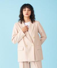 【予約商品】ダブルブレストジャケット|M46104