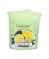 【COLONY】センターキャンドル  レモン&ライム