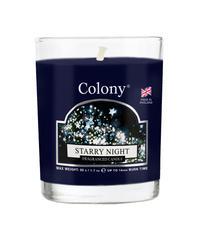 【COLONY】ミニワックスキャンドル スターリーナイト
