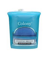【COLONY】センターキャンドル  コースタルブリーズ